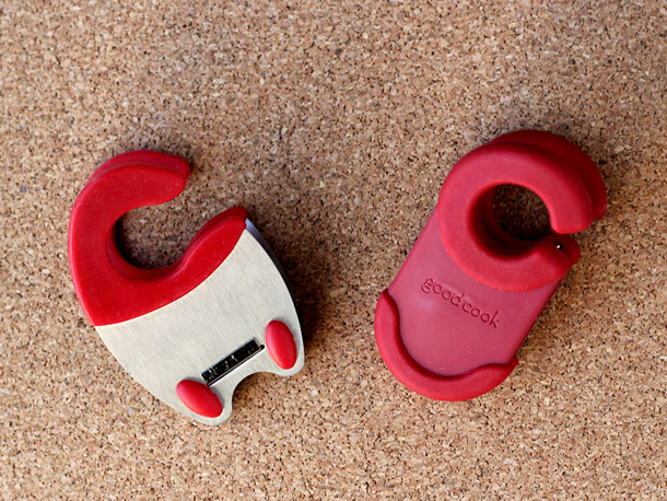gadgets: pot clips - no, not that kind!