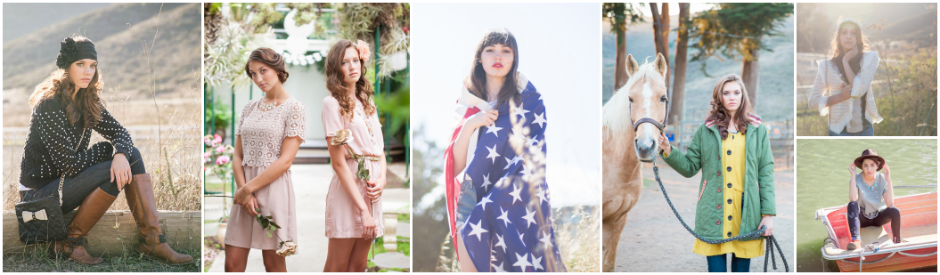 SF Bay Area Commercial Fashion + Mobile Lifestyle Photography