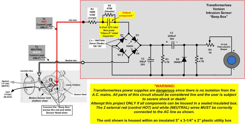 Wiring Diagram Half Hot Outlet For Motion Sensor