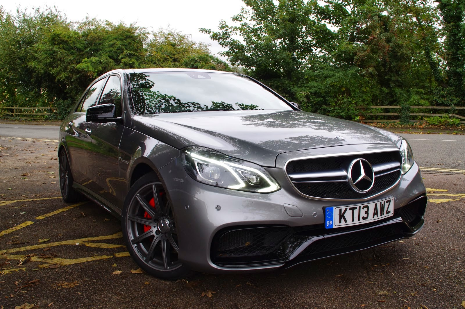 The e63 amg is here so we can squeeze a fast saloon into the list the c63 amg is arguably the better performance car but mercedes hasn t added the c63 to