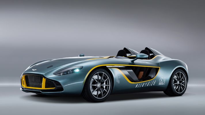 Aston Martin CC100 Speedster Is Too Cool