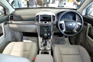 Tips Membeli Mobil Bekas Chevrolet Captiva Facelift