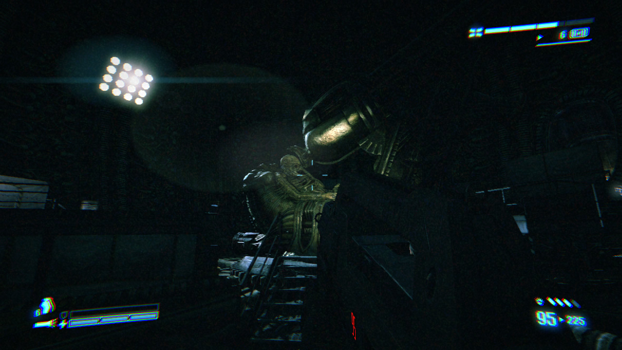 aliens colonial marines computer - photo #20