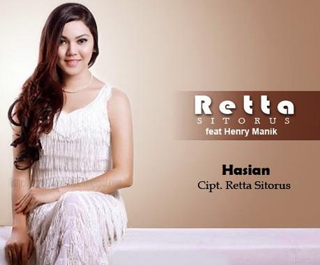 Lirik lagu batak Hasian Henry Manik feat Retta Sitorus