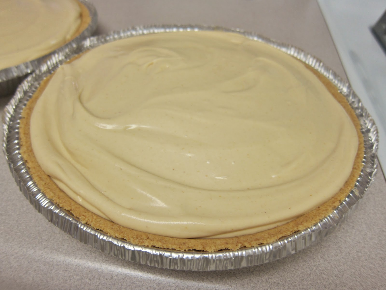 The Vegan Chronicle: Peanut Butter Pie