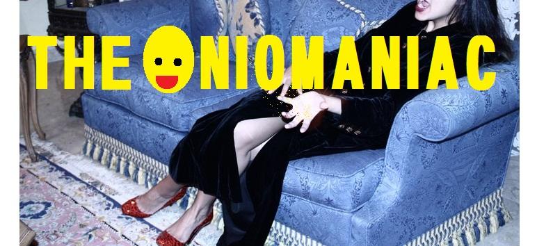 The Oniomaniac