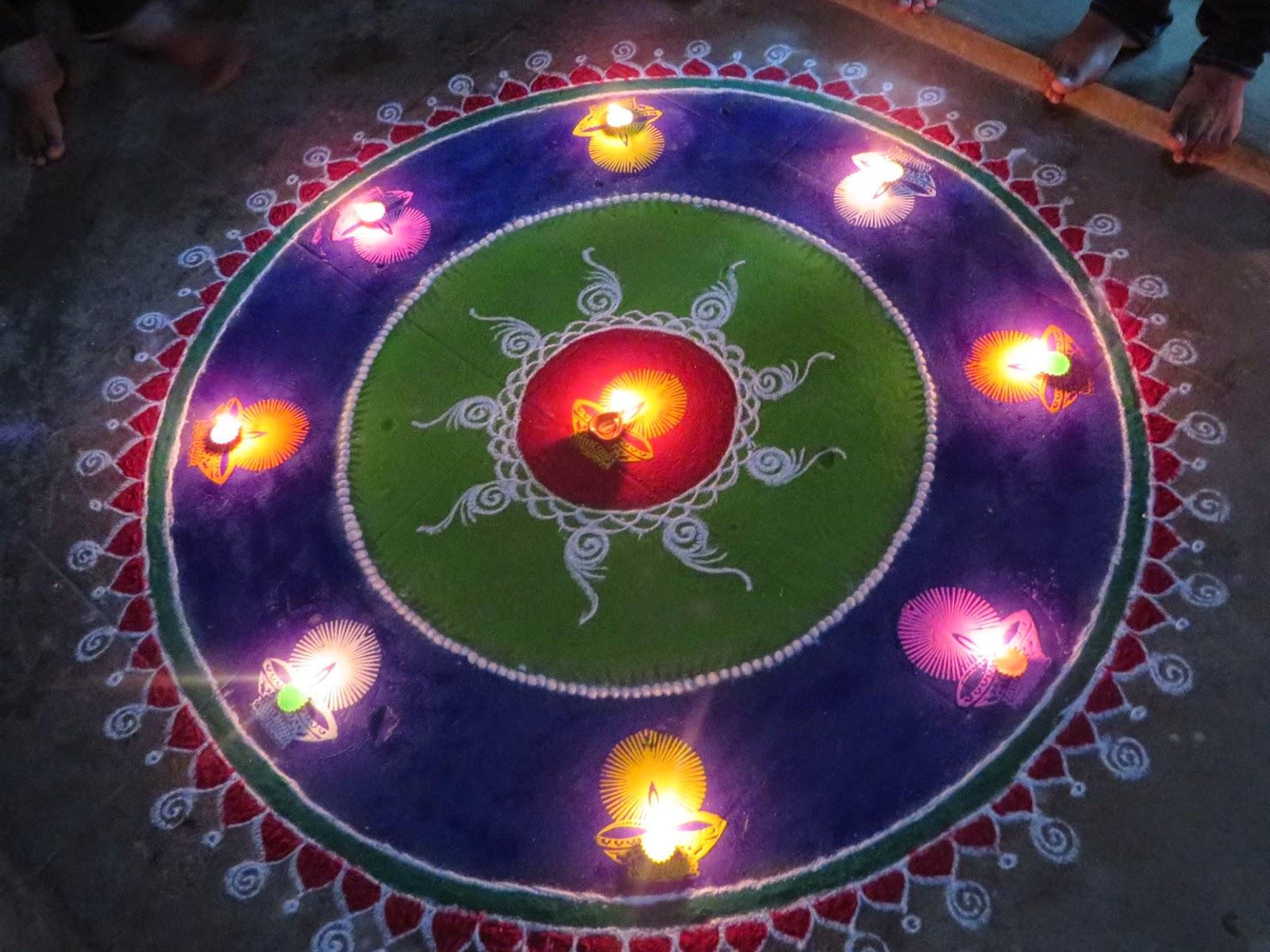 Rangoli Diwali Collection 26