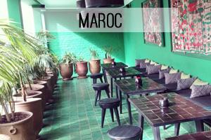 city guide Maroc