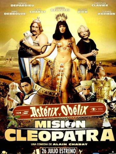 Assistir Asterix e Obelix: Missão Cleópatra - Dublado