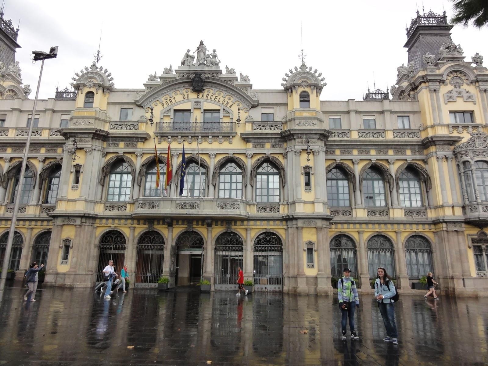 Hotel In Der Nahe Der Hafen In Barcelona