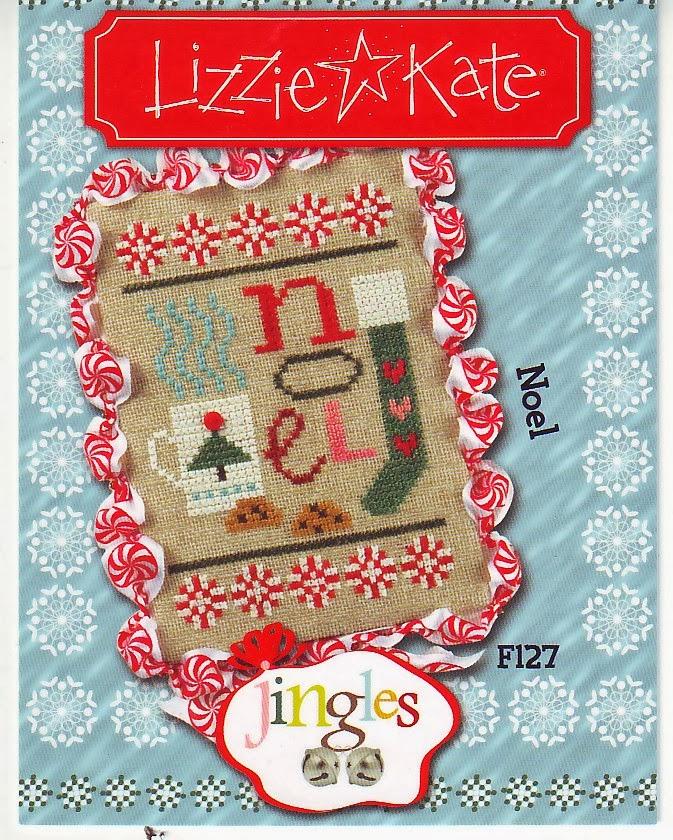 SAL 2014 - Jingles, de Lizzie Kate