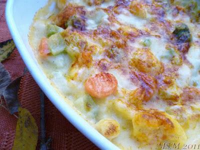 Vegetable au Gratin | Ms. enPlace