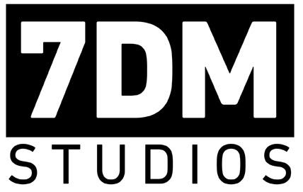 7DM Studios logo