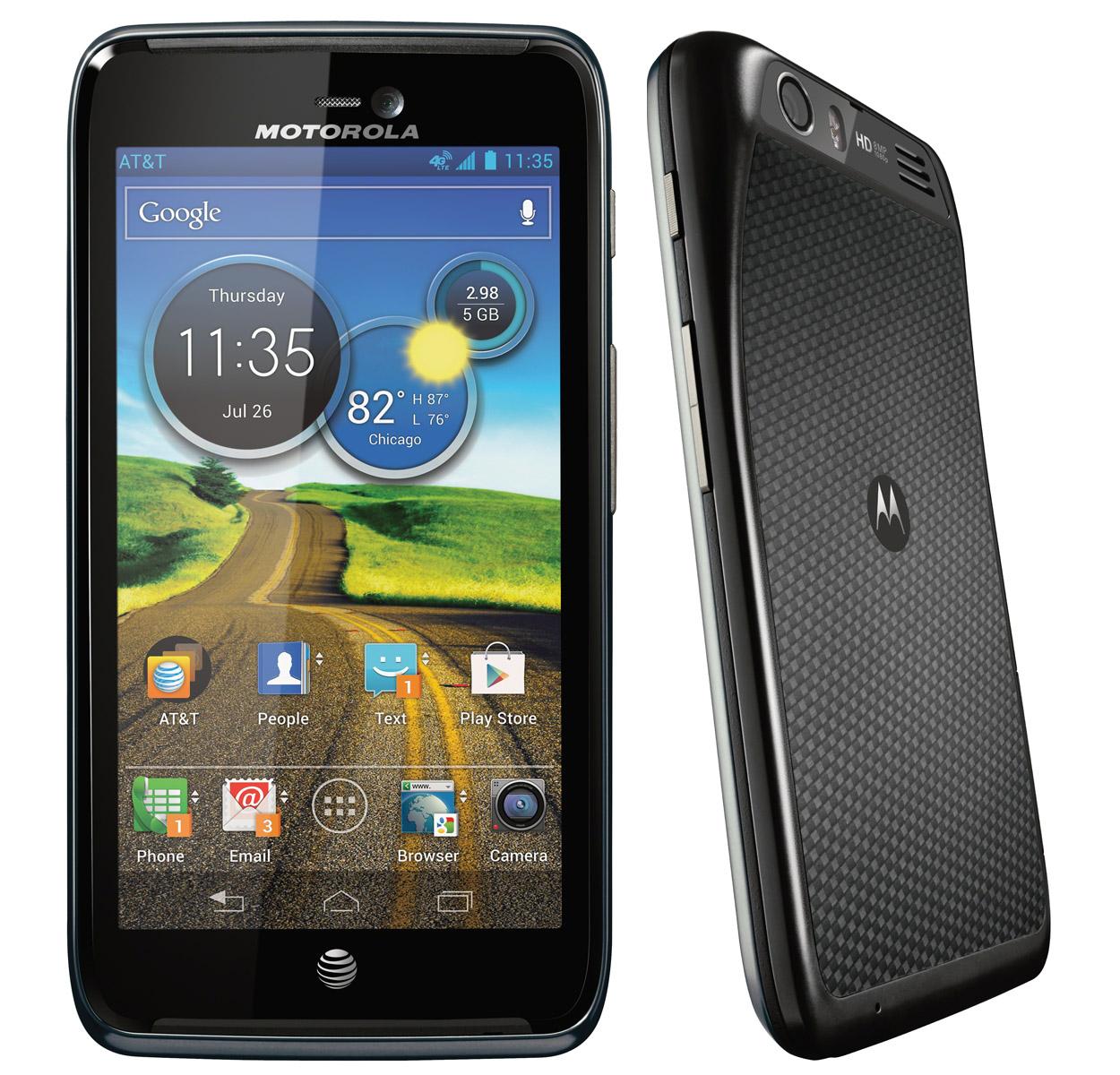 Motorola imei 4