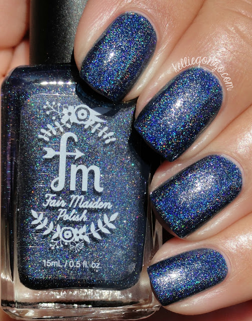 Fair Maiden Polish Starry Night