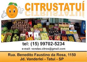 CITRUS TATUÍ Frutas, Legumes, Sucos