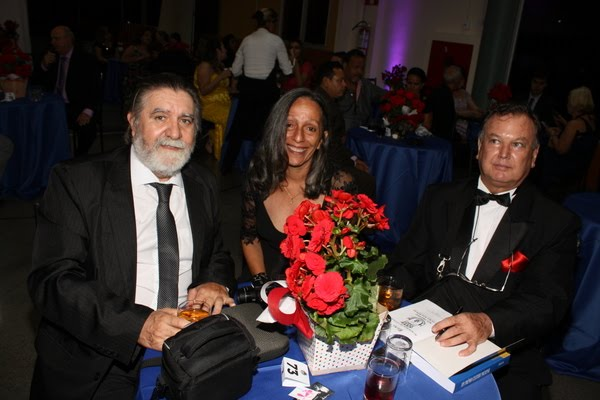 Cerimonial Troféu Dr. Pedro Aleixo, Itabira, Minas Gerais, Brasil, Abril, 2015