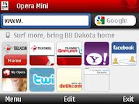 membuka situs dan facebook fullsite via operamini