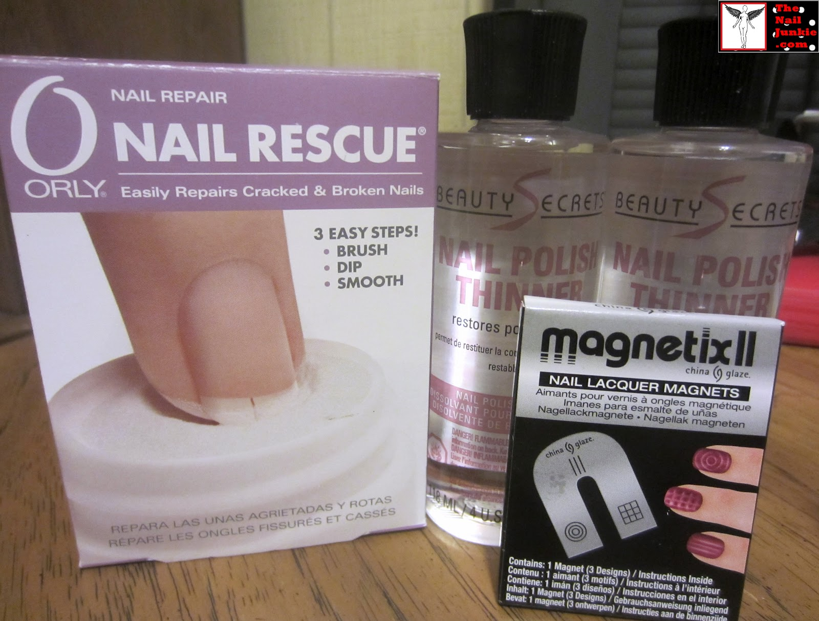 The Nail Junkie: Stash Additions:Walmart, Sally Beauty and Alter Ego ...
