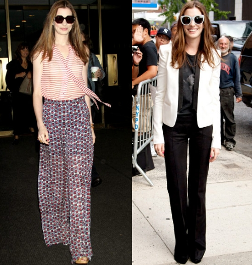 Anne Hathaway Outfits: Celeb Style: Anne Hathaway