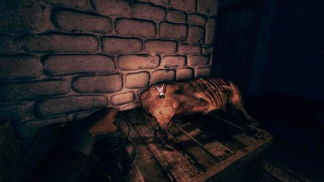 Amnesia A Machine for Pigs PC Games Gameplay