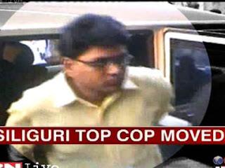 G. Kiran Kumar, the IAS officer arrested