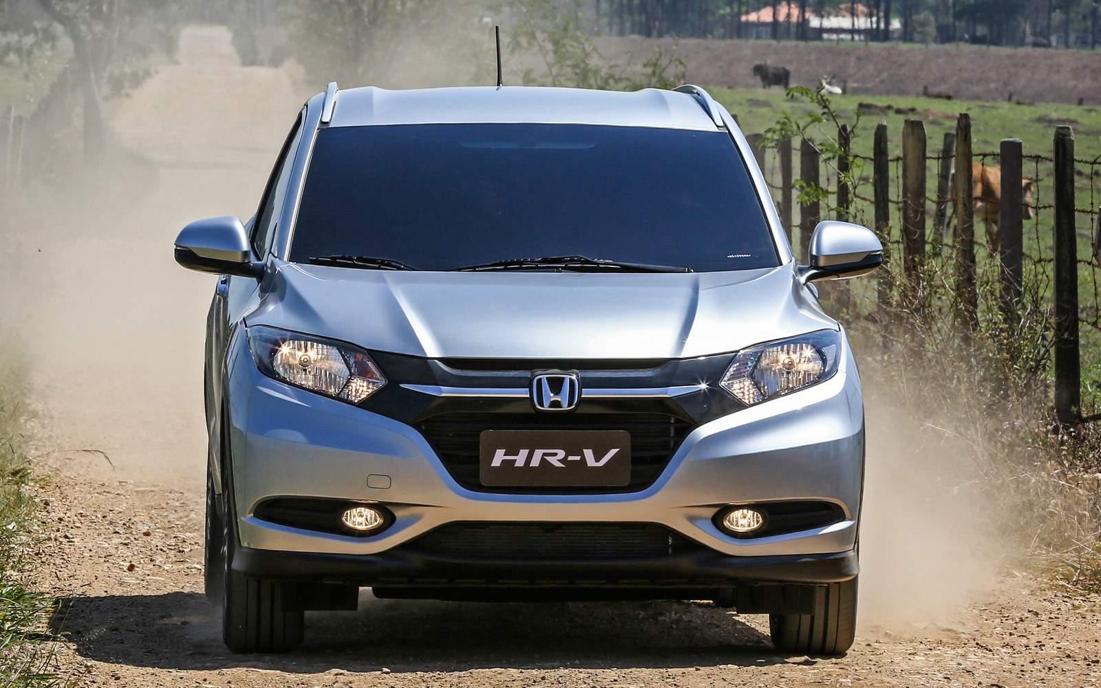 Honda HR-V - SUV mais vendido do Brasil