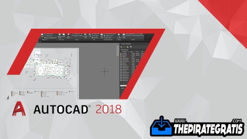 Download AutoCAD 2018 + Crack (32/64 Bits) PT-BR via Torrent