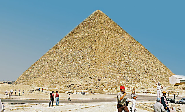 Great Pyramid at Giza