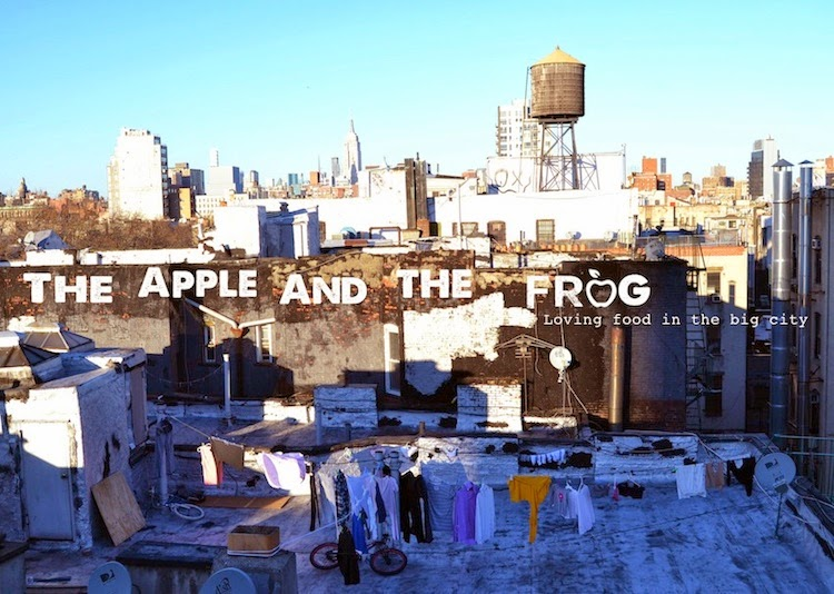 The Apple and The Frog