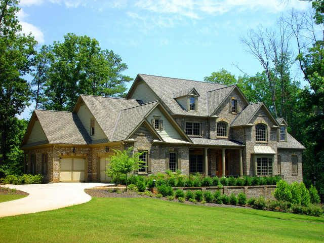 olde liberty woods canton ga custom estate homes on acreage