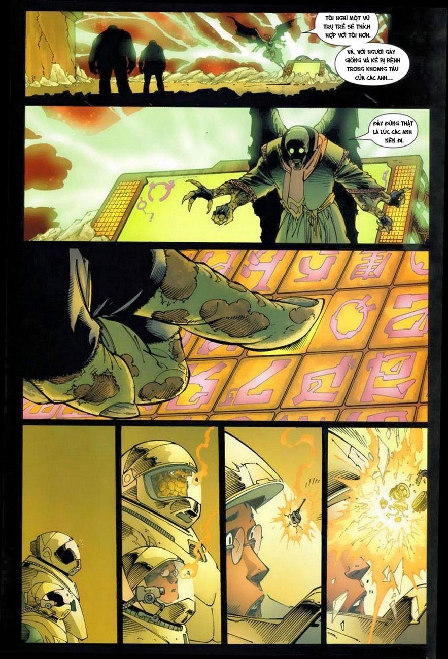 Ultimate Fantastic Four chap 16 - Trang 22
