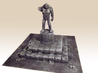 Finished Warhammer 40k Terrain Project