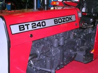 bozok traktör