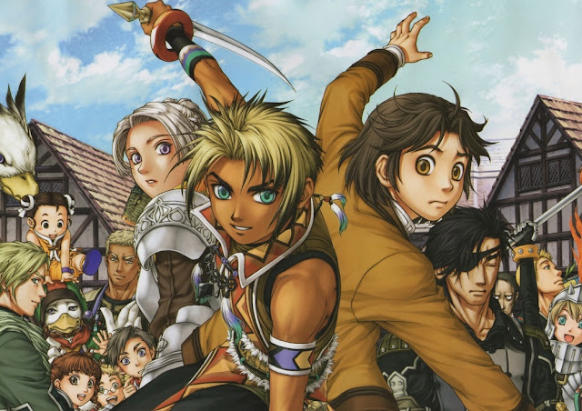 Suikoden III retro review