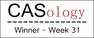 CASology Winner - Week 31