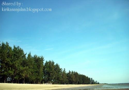 Objek Wisata Pantai Batakan Kalimantan Selatan