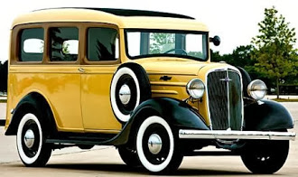 Vintage cars | Coches antiguos
