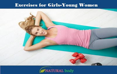 Exercises for Girls-Young Women