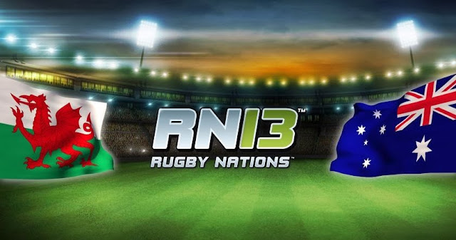 Rugby Nations 13 v1.0.0 Apk + Data Full [Lançamento]