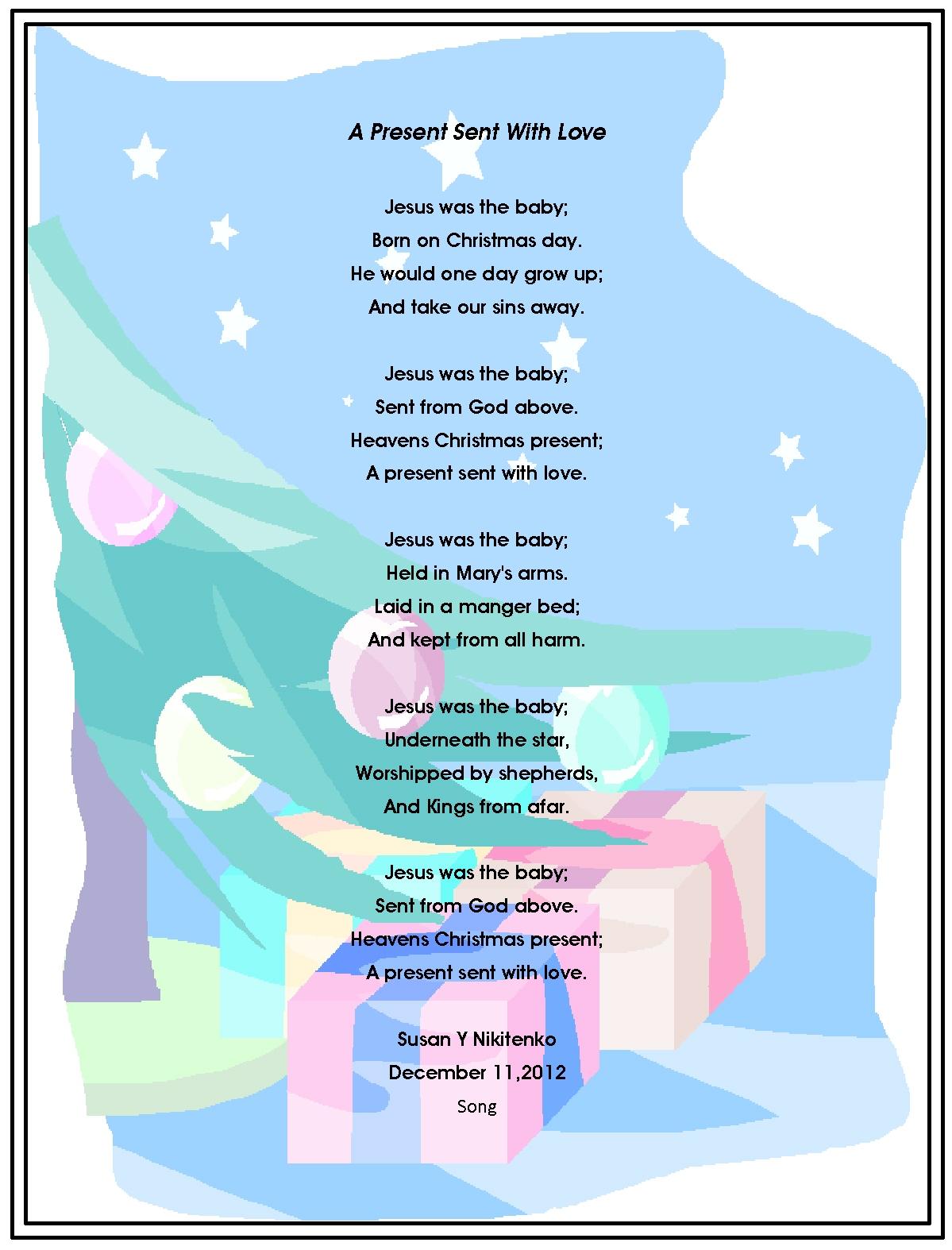 Christian Love Poems