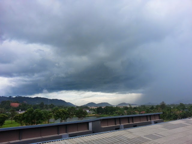 View of Kathu Phuket