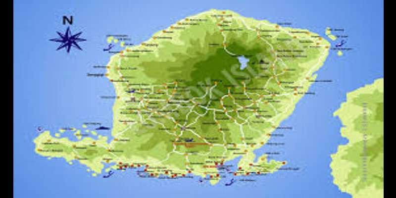 Mengenal Keindahan Pulau Lombok NTBk - Asal Usul Nama Pulau Lombok