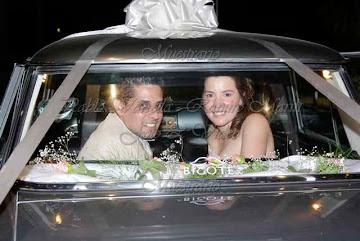 Fue testigo de nuestro casamiento