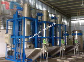 Chuyên cung cấp và lắp ráp Hệ thống sản xuất đá viên 1-5 Tấn