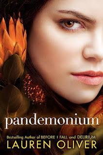 Pandemonium +March+06%252C+2012 Pandemonium   Lauren Oliver