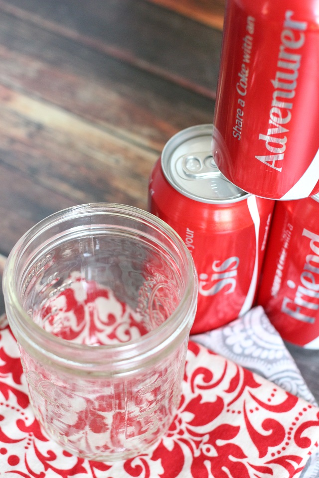 How to Make a Coke Float