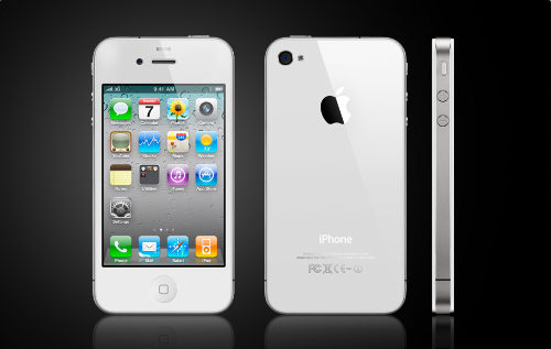 Ads : White Iphone 4 to grab