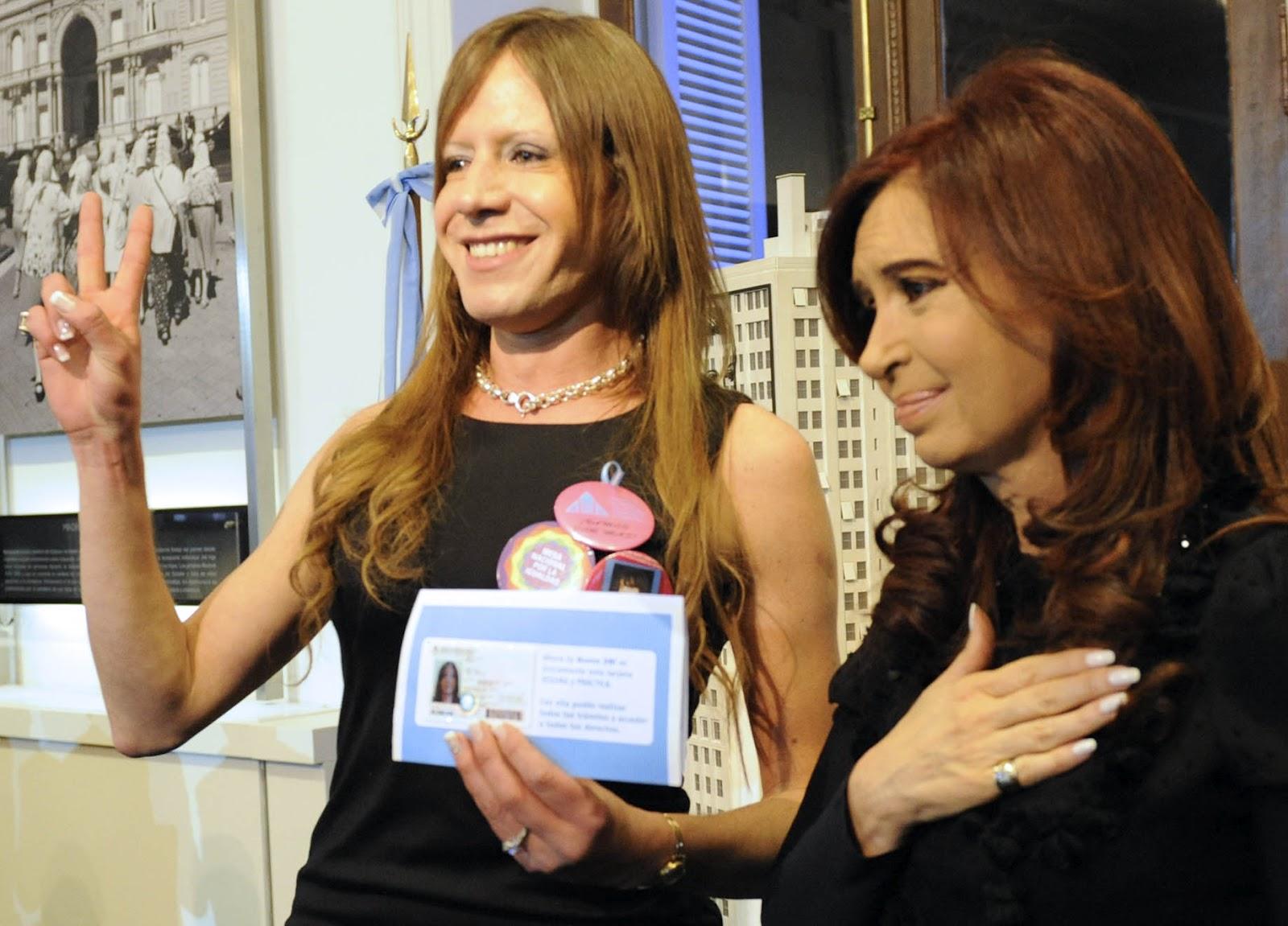 Cristina Fernandez De Kirchner Hijos
