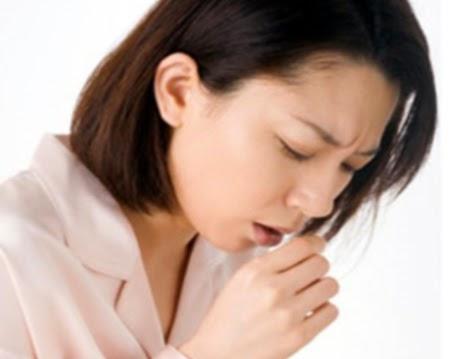 serangan batuk